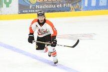 Maxime Lecours, deux buts / Photo : Archives, Jade Ampleman
