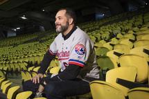 Derek Aucoin (photo Baseball Québec)