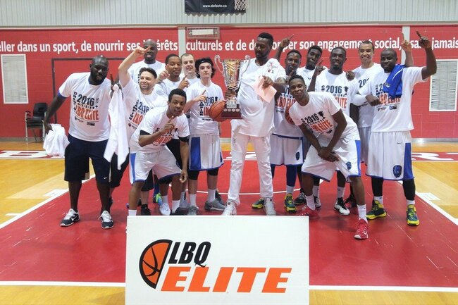 Le Royal, champion de la LBQ Elite 2016