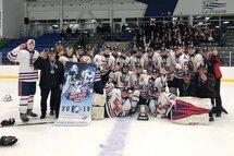 Grands-ducs Bantam AA Champions Coupe Dodge 2019