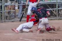 Une autre belle journée pour du baseball. Résumé de dimanche le 9 juin 2019.