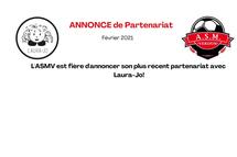 Nouveau partenariat avec Laura-Jo!