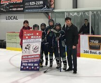 Forts de Chambly Pee-wee BB