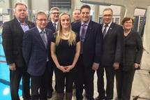 Marie-Pier Boudreau-Gagnon et Christian Pelletier coprésideront la corporation des Jeux