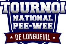 Inscription au tournoi National Peewee de Longueuil
