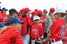 Les équipes provinciales féminines étaient actives ce week-end!