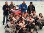Pee-Wee A Montagnes Champions tournoi de St-Bruno