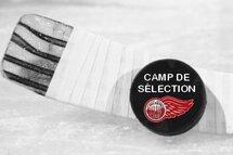 Camp de sélection 2017-18