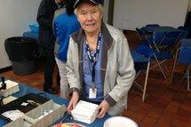 A passionate volunteer