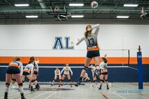 AL Volleyball - Crédit photo - James Hajjar