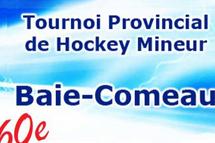 Vent de changement pour le Tournoi Hockey Mineur de Baie Comeau