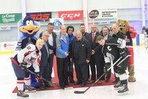 C'est au Complexe Sportif Multifonctionnel de Saint-Augustin, dans la région de Québec-Chaudière-Appalaches, que s'est déroulée l'ouverture officielle du volet masculin de la 39ième édition des championnats provinciaux de la Coupe Dodge.