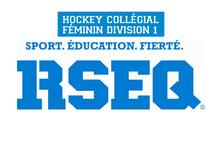 Hockey collégial féminin Division 1