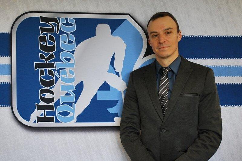 Jonathan Marcotte-Levasseur nommé coordonnateur du développement des joueurs de Hockey Québec