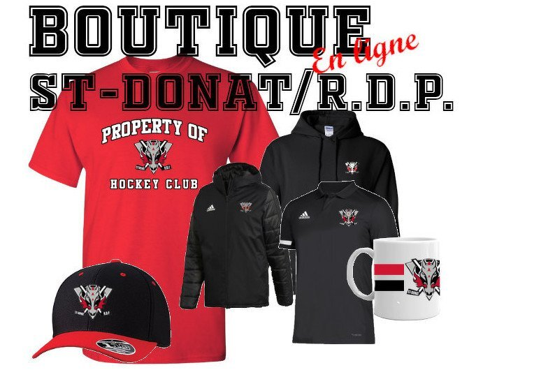 BOUTIQUE ST-DONAT/R.D.P.