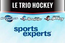 Le Trio Hockey et Sports Experts: nouveaux partenaires de Baseball Québec!