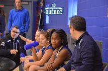 Lancement du Circuit Basketball Québec