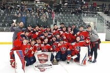 Champions à Sherbrooke - Bantam AAA Relève !!!