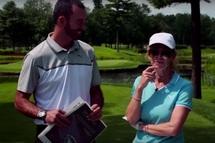 Vidéo | La passion du golf de… Caroline Néron