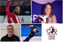Le patinage de vitesse québécois à l'honneur au Gala SPORTSQUÉBEC