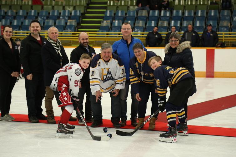 Programme de reconnaissance des Bénévoles Hockey Estrie