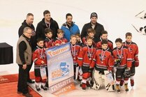 Novice A Rouge finaliste Drummondville