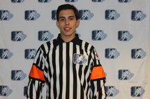 Mathieu Menniti a été nommé officiel de l'année dans le circuit midget AAA.