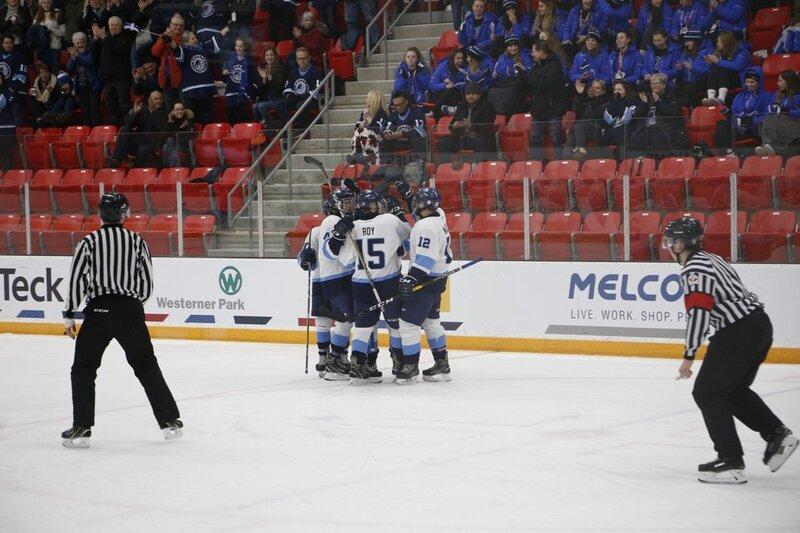 Équipe Québec M16 se qualifie pour le carré d'as des Jeux du Canada