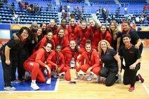 Le Canada médaillé d'argent au championnat des amériques FIBA U18
