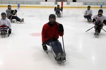 Le parahockey libre : Laval et Boucherville emboîtent le pas !