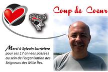Merci à Sylvain Larivière