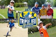 Défi Triple Jeu régional aura lieu le 13 juillet prochain!