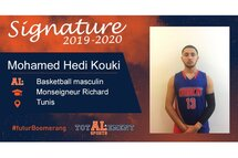 Mohamed Hedi Kouki - Crédit photo - Courtoisie de l'athlète