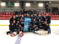 Junior A Cougars Champion Tournoi de St-Jean Port