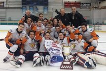 Prédateurs midget, Champions à New-Richmond