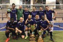 L'Alliance Ethnique est la grande championne de la saison régulière d'hiver 2018-2019!