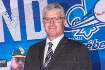 Marc Vadboncoeur, président par intérim de Baseball Québec