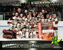 Champion tournoi Atome Beauharnois
