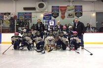 Tournoi hockey féminin Laval