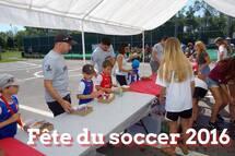 LA Fête du soccer à Saint-Lambert