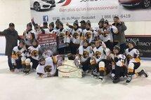 Jaguars Bantam A Champions