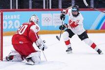 JOJ2020: Blanchissage de Filion et 3 points pour Verreault dans la victoire du Canada