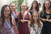 Bravo aux gagnantes des  Méritas féminins 2018 du LSL