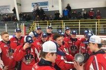 Les Corsaires sont champions à Boisbriand