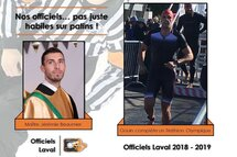 Jérémie Beaumier et Olivier Gouin se distinguent aussi en dehors de la patinoire