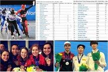 Kim Boutin en bronze sur le podium final des Championnats du monde