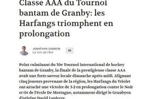 Les Harfangs triomphent en prolongation