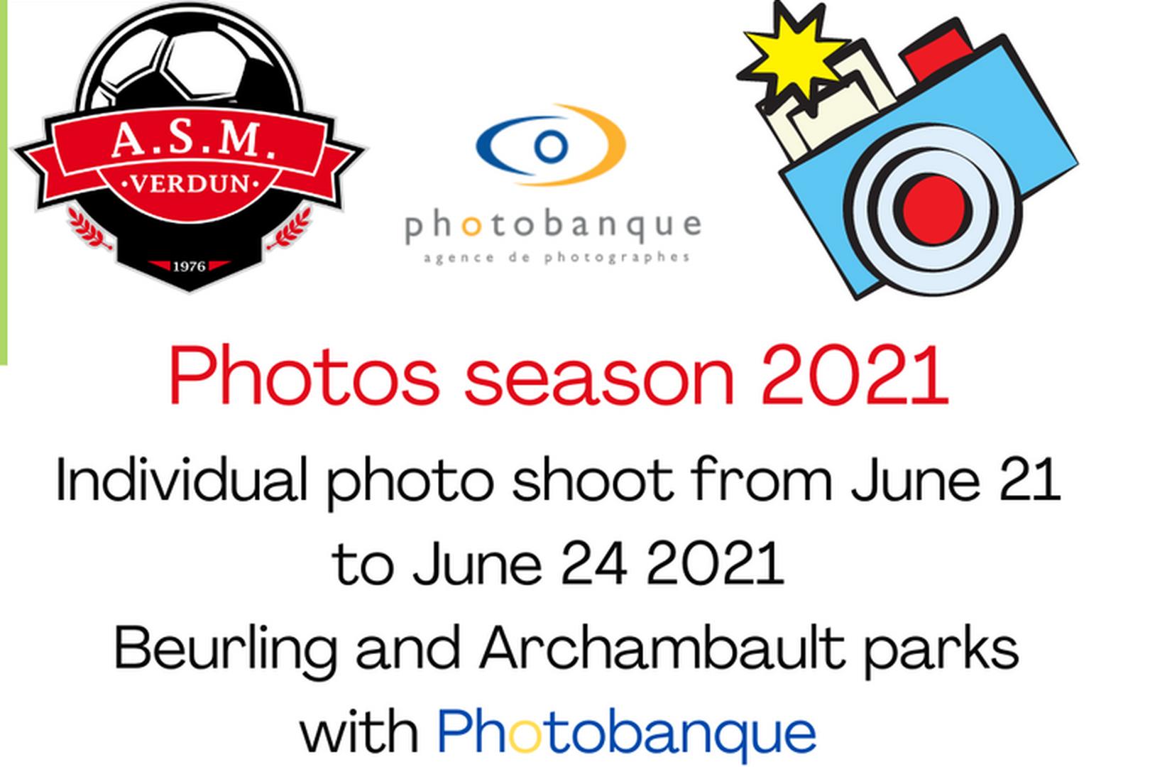 Photos 2021 season