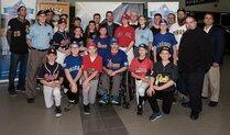 Junior AA, junior élite et le baseball mineur de L