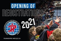 Opening of registrations